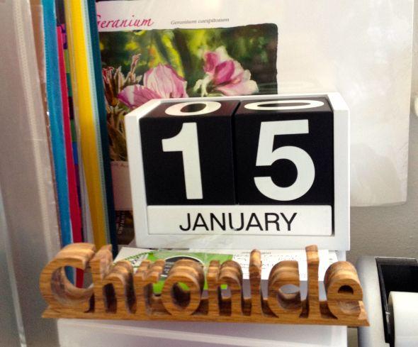 chronicle word